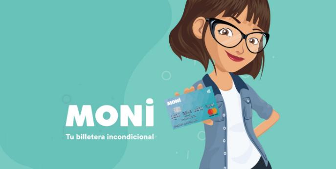 MoniCard Tu Primera Tarjeta Prepaga