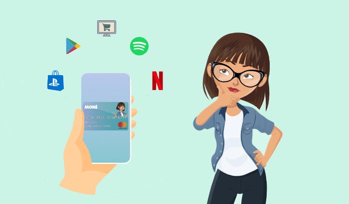 MoniCard, nueva tarjeta
