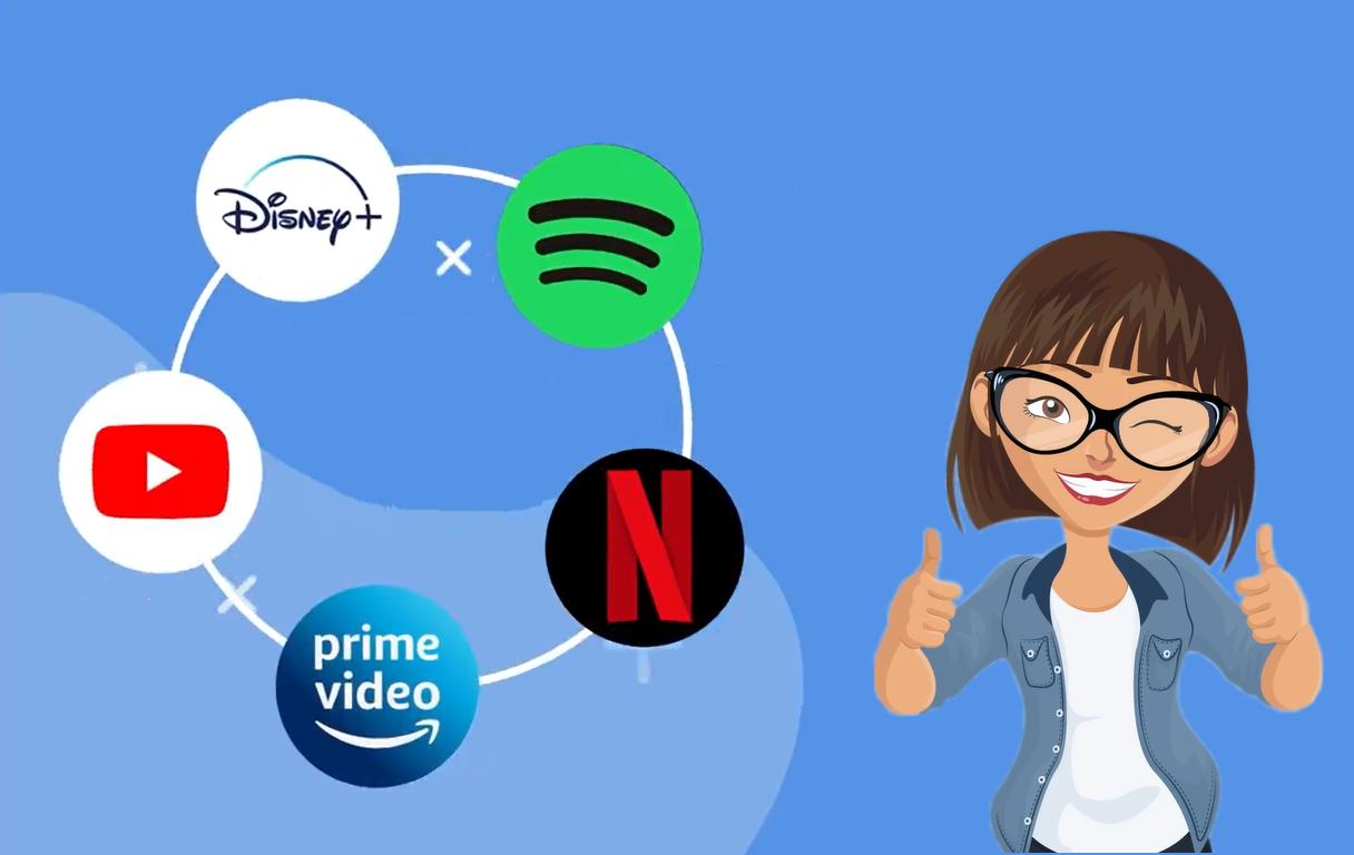 Netflix, Amazon Prime o Disney+