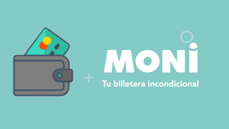 Moni: tu billetera virtual
