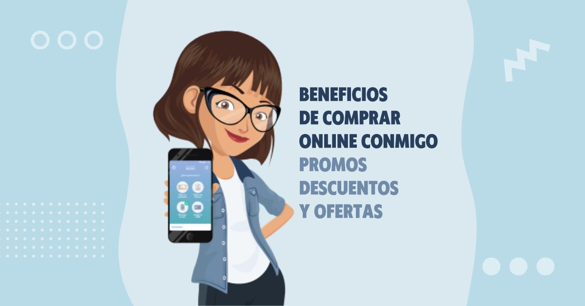Beneficios de comprar online